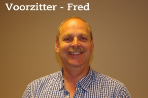 Fred - Voorzitter