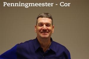 Penningmeester Cor